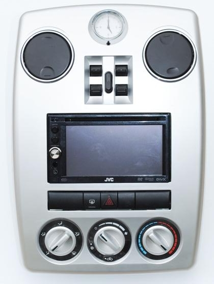 Double Din Dash Kit