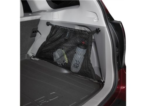 2pc Rear Cargo Net Side Pockets Fits 2014 2016 Subaru Forester